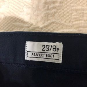 Gap-Perfect Boot pants